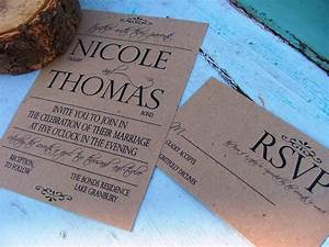 Wedding invitations simple and bold come by sweetinvitationco for Simple wedding invitations with pictures