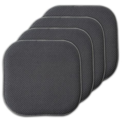 sweet home collection memory foam honeycomb  slip