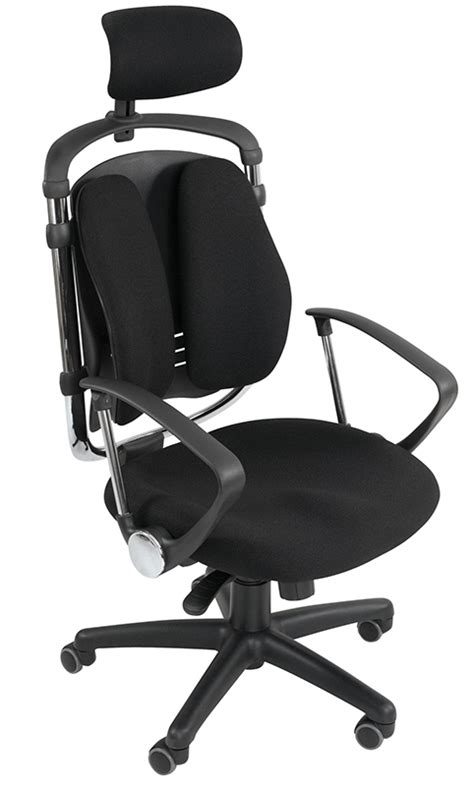 spine align duo back chair