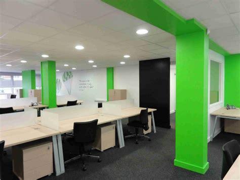 bureaux open space décoration bureau open space