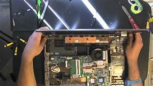 Hp G72 Take Apart  Disassemble  How To Open Disassembly