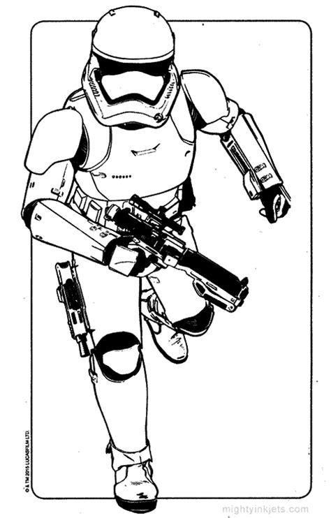 Clone Trooper Kleurplaat by Stormtrooper Coloring Pages Bltidm