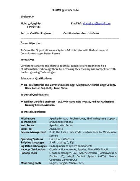 Linux Kernel Engineer Resume by Resume Latest Linux Updated Siraj