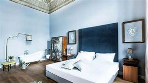 Peinture Bleu Ciel : du bleu pour une chambre apaisante ~ Melissatoandfro.com Idées de Décoration