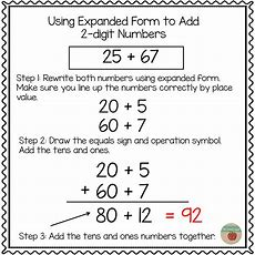 Who's Who And Who's New Using Expanded Notation To Regroup