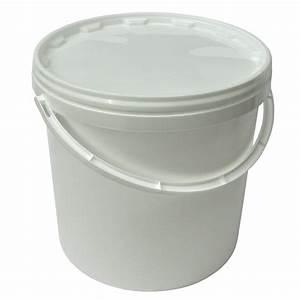Eimer 30 Liter : eimer mit deckel 5 10 20 30 liter hobbock plastikeimer lebensmittelecht neuware ebay ~ Orissabook.com Haus und Dekorationen