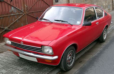 Opel Kadett A Coupe by Opel Kadett Wikiwand
