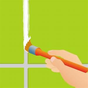 peindre les joints de carrelage carrelage With poncer de la peinture