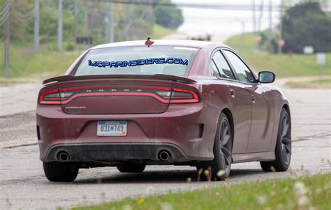 New 2020 Dodge Charger Spotted by New 2020 Dodge Charger Spotted Automatic Transsmission