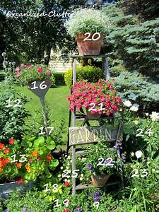 Anatomy Of A Cottage Garden