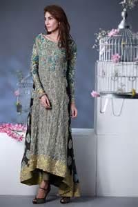 Pakistani Designer Wedding Dress