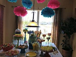 Easy diy bridal shower ideas from pinterest welcome to for Wedding shower decorations ideas