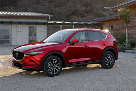 All New Mazda Cx 5 2020 by 2020 Mazda Cx 5 Wearing Well Known Kodo Design Language
