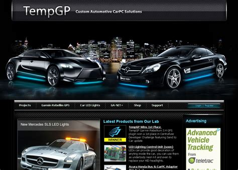Car Designer Website by Studio Sky7 Nyc Webdesign Software Development