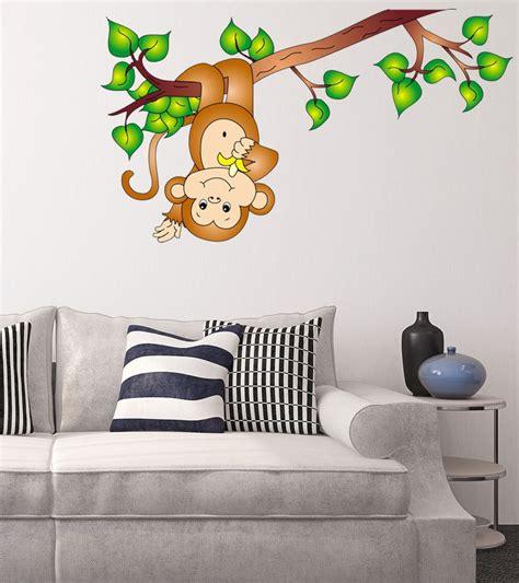 New Way Decals Wall Sticker Animals Wallpaper Price In