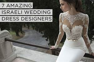 The rise of israeli wedding dress designers smashing the for Israeli wedding dress designer
