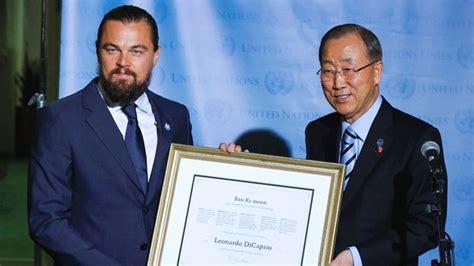 Leonardo DiCaprio Donates to Environmental Organizations