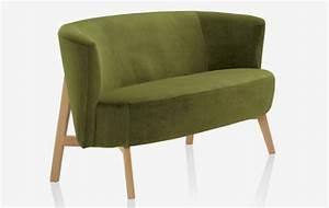 Kleine Zweier Couch : 10 coole kleine sofa design ideen liebe sitz und komfort in einem ~ Markanthonyermac.com Haus und Dekorationen