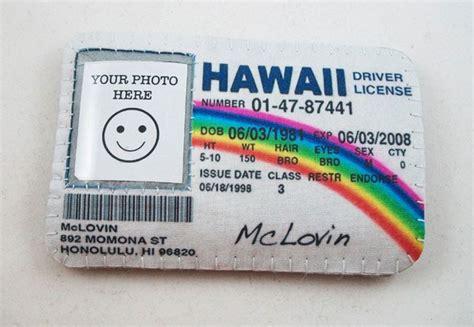 Mclovin Fake Id Iphone Case