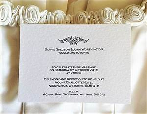 motif postcard wedding invitations wedding invites With wedding invitation motifs free