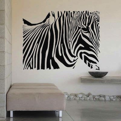 zebra wall decor bedroom 17 best ideas about wall designs on