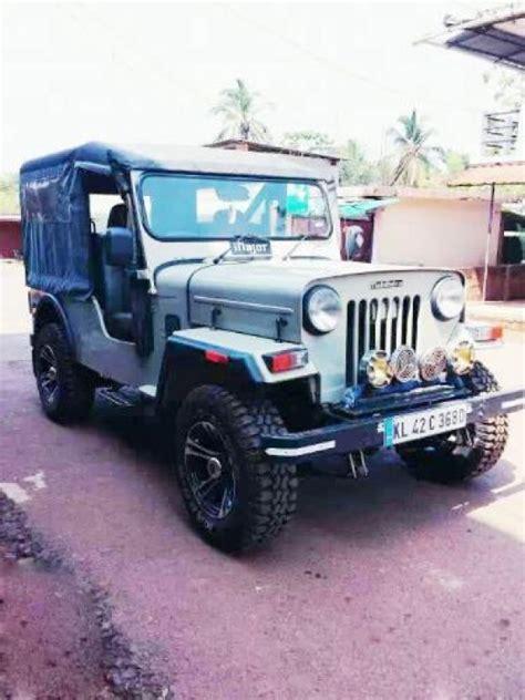 modified mahindra jeep for sale in kerala mahindra jeep for sale at kannur kannur automobiles in kerala