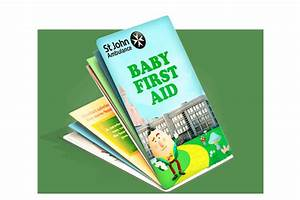 Get A Free Baby First Aid Pocket Guide With St John