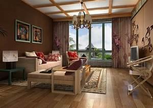 Tapeten Italienisches Design : vorschlaege wandgestaltung wohnzimmer mit stein ~ Sanjose-hotels-ca.com Haus und Dekorationen