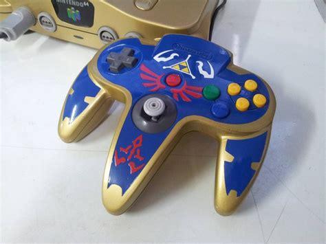 Zelda Themed N64 Controller Zelda Dungeon