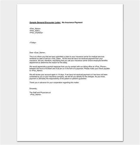 appointment reminder letter format  letter templates