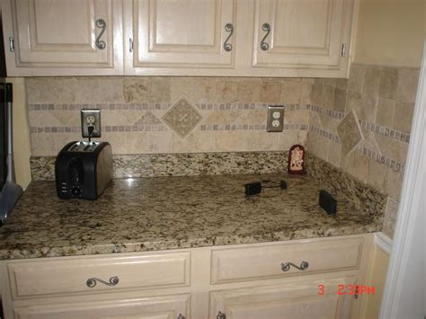 Easy Tile Backsplash : Easy Backsplash Ideas For Granite Countertops