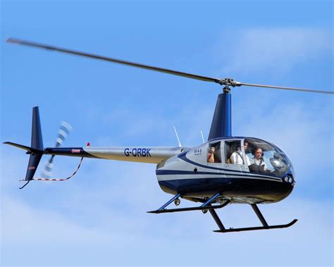 R44 Helicopter Experience Day - Helicopter Lessons and Gifts