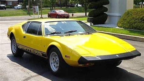 1974 De Tomaso Pantera For Sale Near Riverhead, New York