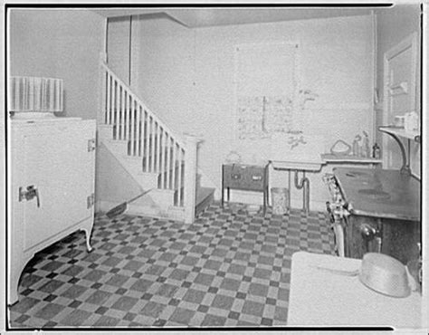 wood flooring in the kitchen 100 best 1930 s interior images on kitchens 1936