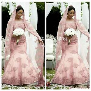 2015 blush pink winter plus size wedding dresses mermaid With long sleeve pink wedding dresses