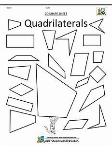 Classifying Quadrilaterals Graphic Organizer | www.imgkid ...