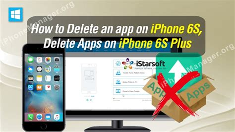 how to delete an app on iphone 6s delete apps on iphone 6s plus