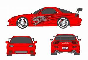 Dessin Fast And Furious : moto50 dessin informatique ~ Maxctalentgroup.com Avis de Voitures