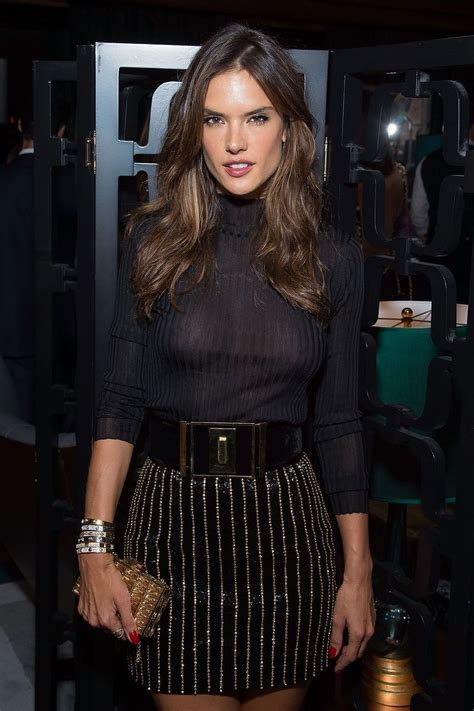 Alessandra Ambrosio The Fappening Leaked Photos