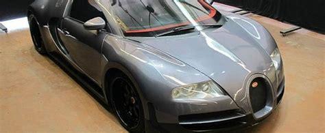 Najlepsze oferty i okazje z całego świata! This Bugatti Veyron Replica Is So Bad It's Good - autoevolution