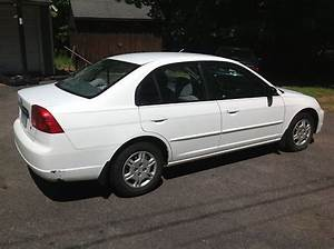 Sell Used 2002 Honda Civic Lx Sedan 4