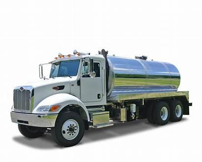 Septic Truck Trucks Vacuum Tank Roll Ready