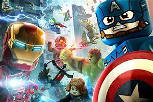 LEGO Marvel's Avengers Wallpaper HD | Full HD Pictures