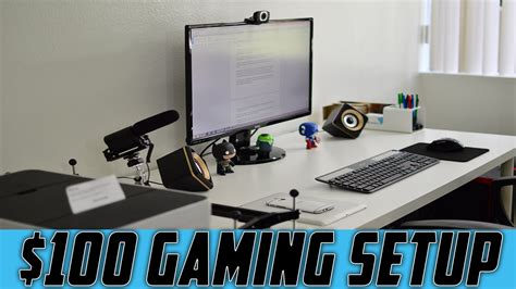 gaming setup   youtube