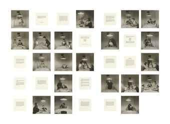Carrie Mae Weems   Untitled (Kitchen Table Series)
