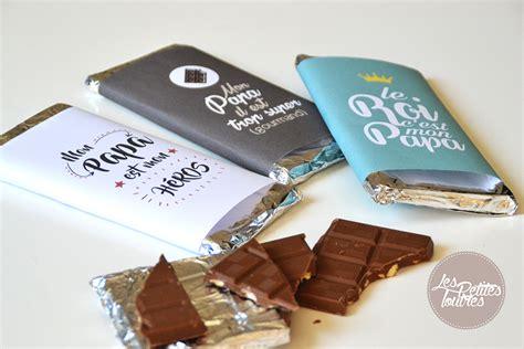 plaque de cuisine des tablettes en chocolat pour papa free printable