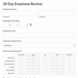 30 day performance improvement plan template image With 30 day performance improvement plan template