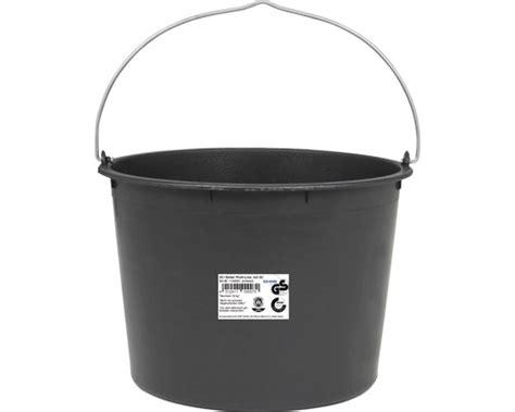 baueimer 20 liter baueimer pe rund 20 liter bei hornbach kaufen