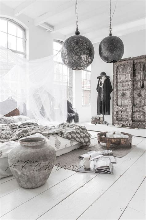 20 Ethnic Moroccan Bedroom With Modern Patterns Home