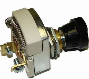 American Auto Wire Switch Heater  Defroster Rotary Constant